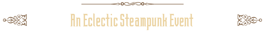 An Eclectic Steampunk Event